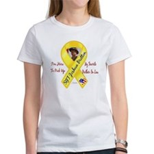 Cute Army sister in law Tee