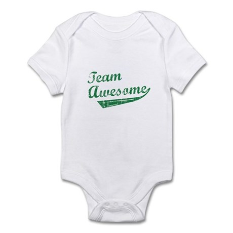 Team Awesome Infant Bodysuit