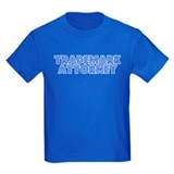Retro Trademark a.. (Blue) T