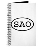 SAO Oval Journal