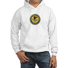 DEPARTMENT-OF-JUSTICE-SEAL Hoodie