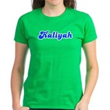 Retro Kaliyah (Blue) Tee