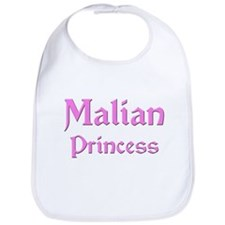 Malian Princess Bib