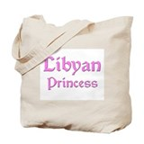 Libyan Princess Tote Bag