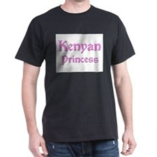 Kenyan Princess T-Shirt