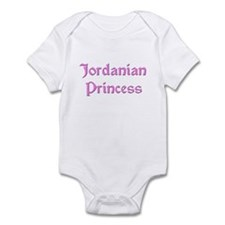 Jordanian Princess Infant Bodysuit