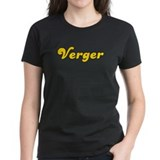 Retro Verger (Gold) Tee