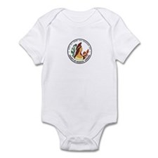 HENRICO-COUNTY-SEAL Infant Bodysuit