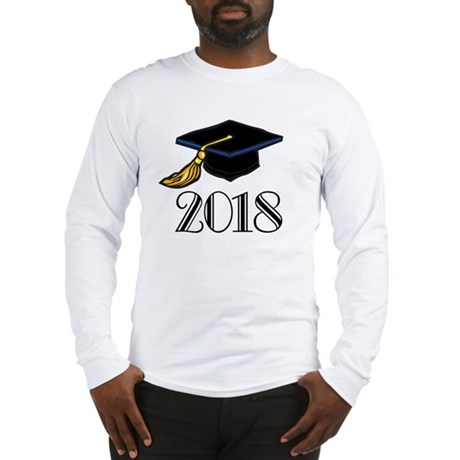 2018 Graduation Long Sleeve T-Shirt