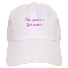 Hungarian Princess Baseball Cap