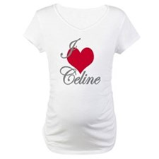 I love (heart) Celine Shirt