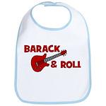 BARACK & ROLL Bib