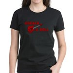 BARACK & ROLL Women's Dark T-Shirt