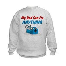 Fix Anything Dad Sweatshirt