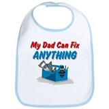 Fix Anything Dad Bib