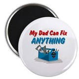 Fix Anything Dad Magnet