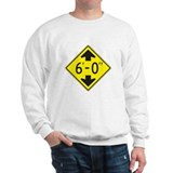 "Tall One 6'0"" Sweatshirt"