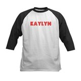 Retro Kaylyn (Red) Tee