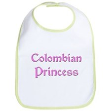 Colombian Princess Bib