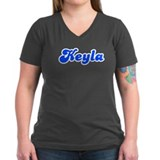 Retro Keyla (Blue) Shirt