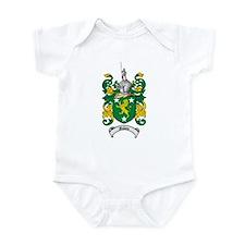 Malone Family Crest Infant Bodysuit