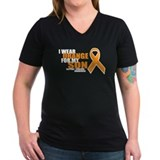 Leukemia: Orange For Son Shirt