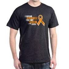 Leukemia: Orange For Son T-Shirt