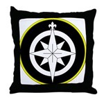 Northshield Populace Throw Pillow