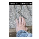 Nothing is Forever Postcards