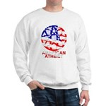 American Atheist Heavy Sweatshirt