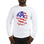 American Atheist Long Sleeve Shirt