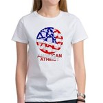 American Atheist Women's T-Shirt