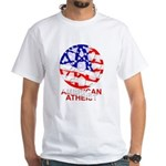 American Atheist Tagless T-Shirt (W)