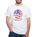 American Atheist Tagless T-Shirt (W)