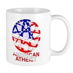 American Atheist Small 11oz Mug
