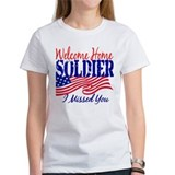 Welcome Home Soldier Tee
