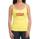 COUGAR IN TRAINING SHIRT YOUN Jr.Spaghetti Strap