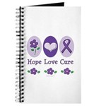 Purple Ribbon Alzheimer's Journal