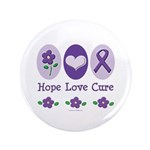 Purple Ribbon Alzheimer's 3.5