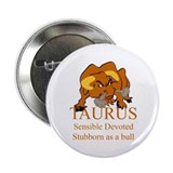 "Taurus 2.25"" Button (10 pack)"