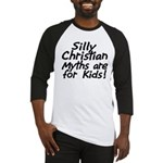 Myths Are For Kids Baseball Jersey