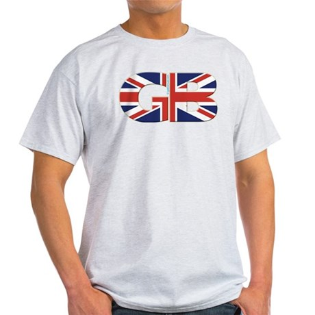 Great Britain (UK GB & NI) Light T-Shirt