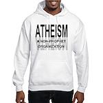 Atheism Non Prophet Hooded Sweatshirt