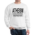 Atheism Non Prophet Heavy Sweatshirt
