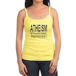 Atheism Non Prophet Jr Spaghetti Tank