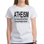 Atheism Non Prophet Women's T-Shirt