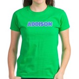 Retro Addison (Blue) Tee