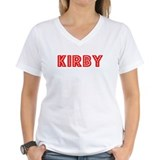Retro Kirby (Red) Shirt