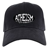 Atheism Myth-Under Baseball Cap Hat