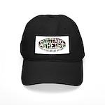 Militant Atheist Baseball Cap Hat